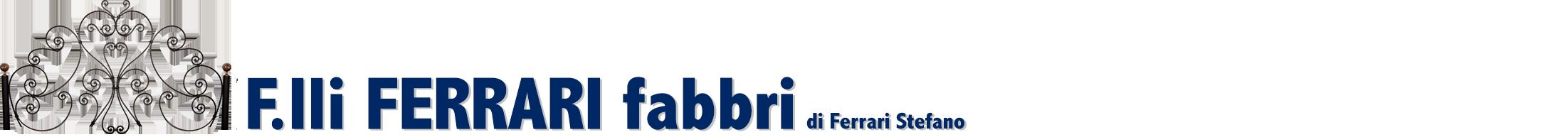 F.lli Ferrari - Lavorazioni ferro e costruzioni meccaniche